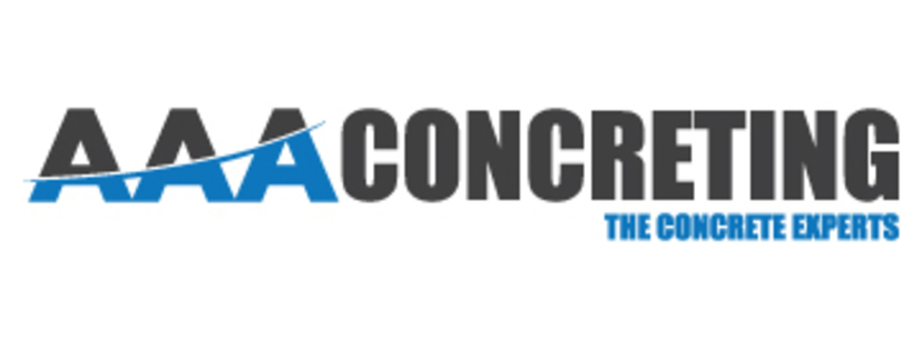 AAA Concreting Logo